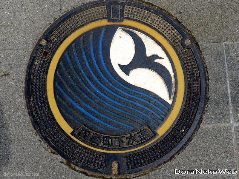 内灘町(石川県)の「フタw」