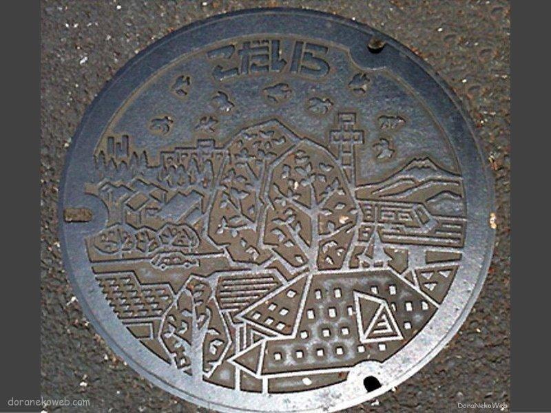 小平市(東京都)の「フタw」