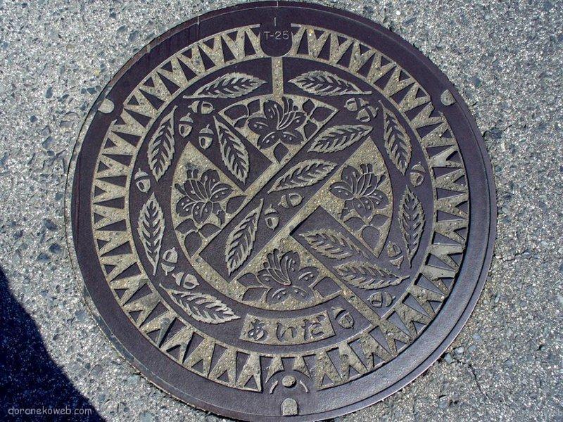美作市(岡山県)の「フタw」