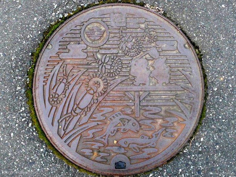 福知山市(京都府)の「フタw」
