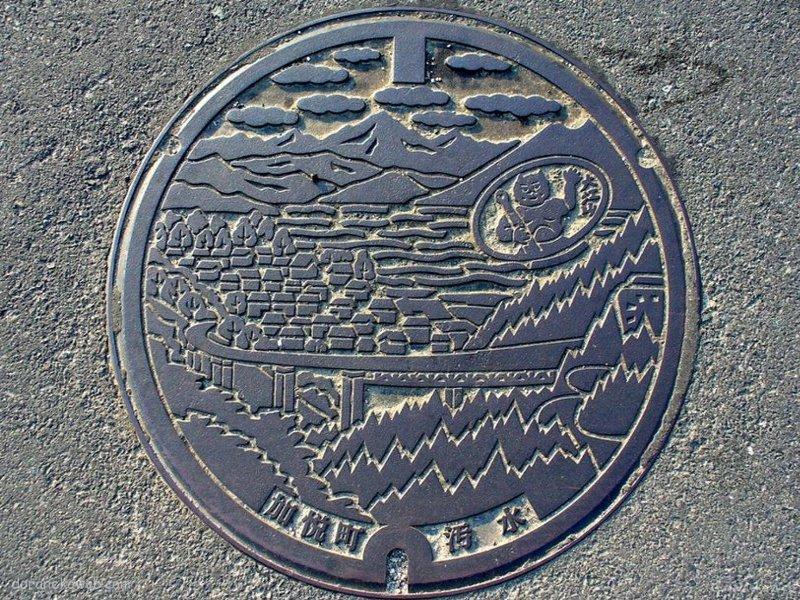 与謝野町(京都府)の「フタw」