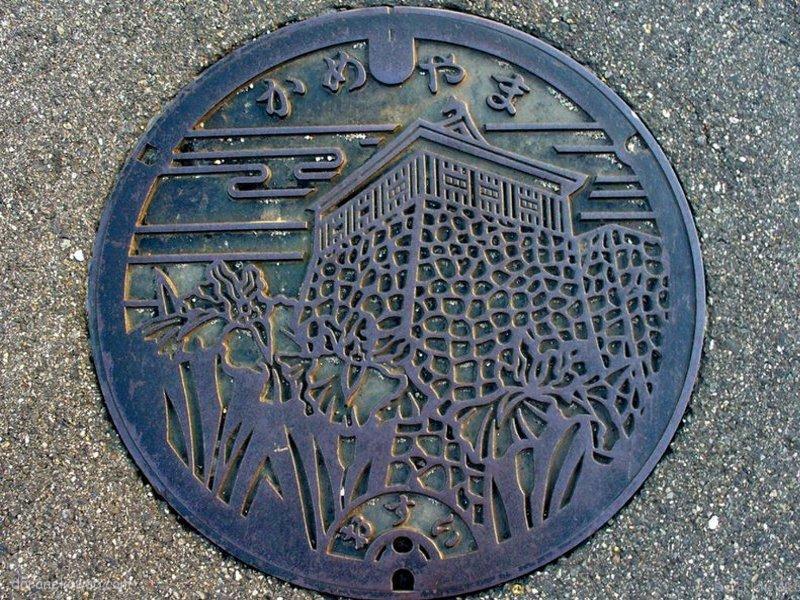 亀山市(三重県)の「フタw」