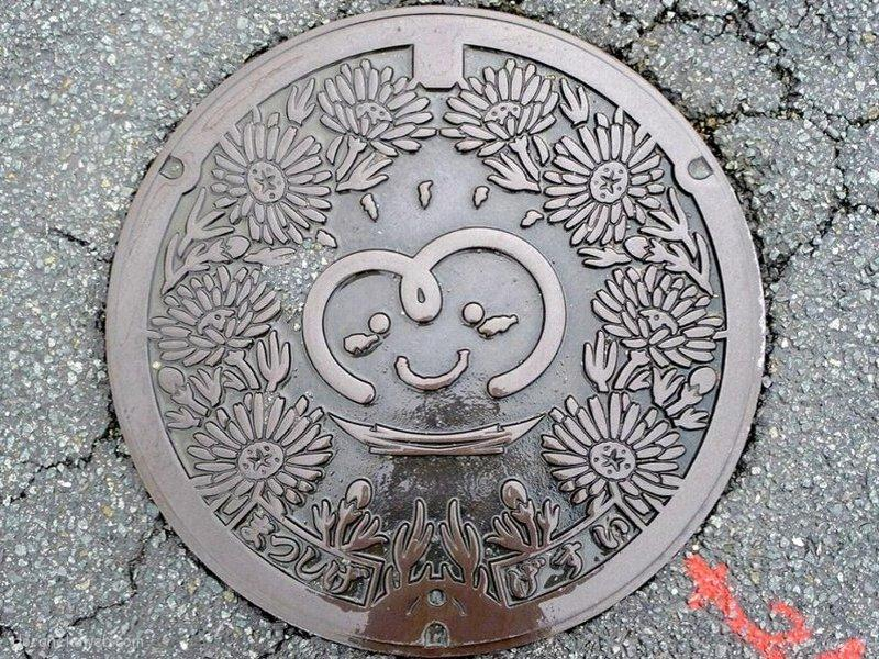松茂町(徳島県)の「フタw」