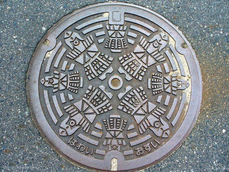 湯梨浜町(鳥取県)の「フタw」