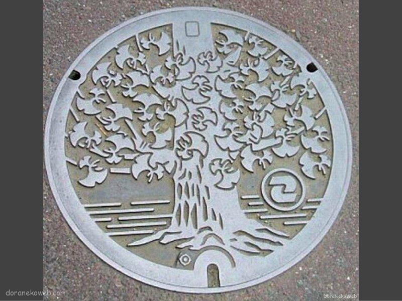 狛江市(東京都)の「フタw」
