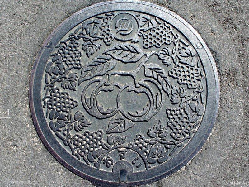 忍野村(山梨県)の「フタw」