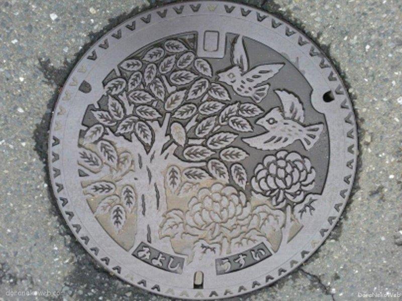 三芳町(埼玉県)の「フタw」