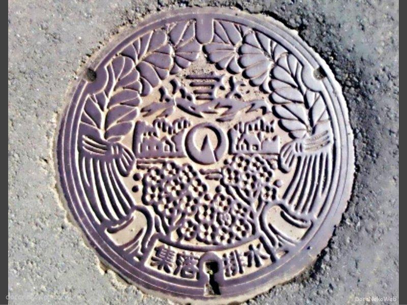 野沢温泉村(長野県)の「フタw」