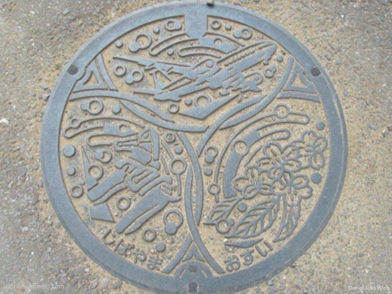 芝山町(千葉県)の「フタw」