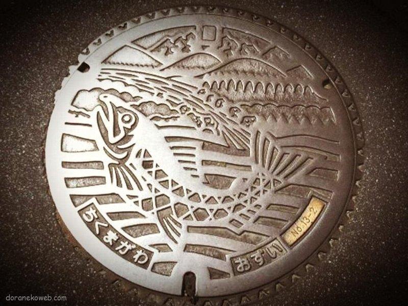 坂城町(長野県)の「フタw」