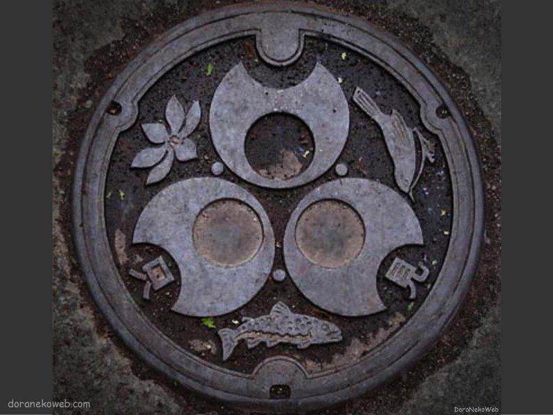 只見町(福島県)の「フタw」