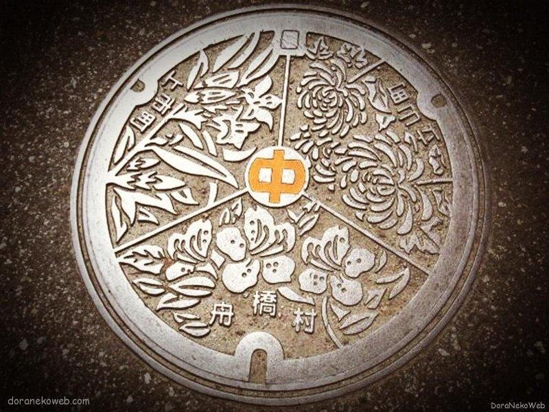 舟橋村(富山県)の「フタw」