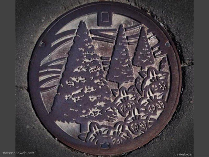 山形村(長野県)の「フタw」