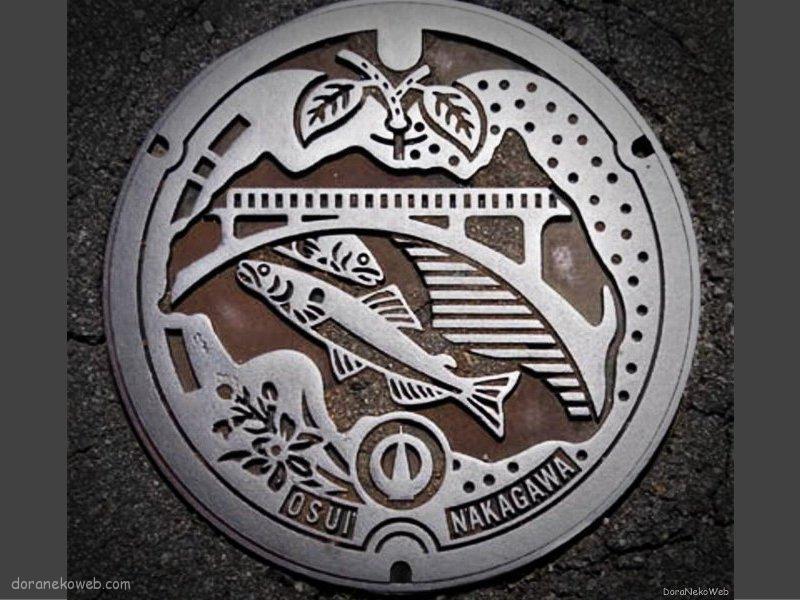 中川村(長野県)の「フタw」