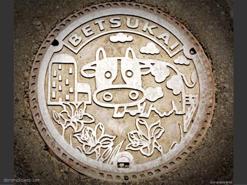 別海町(北海道)の「フタw」