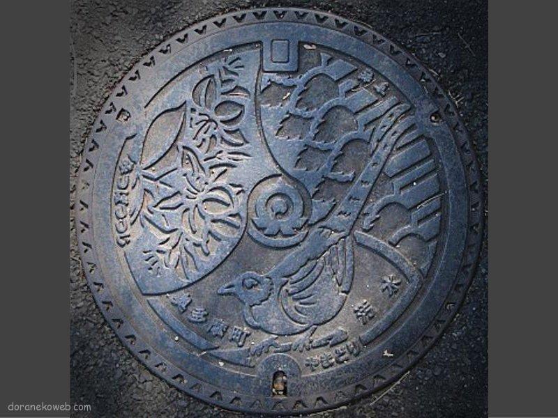 奥多摩町(東京都)の「フタw」Part2