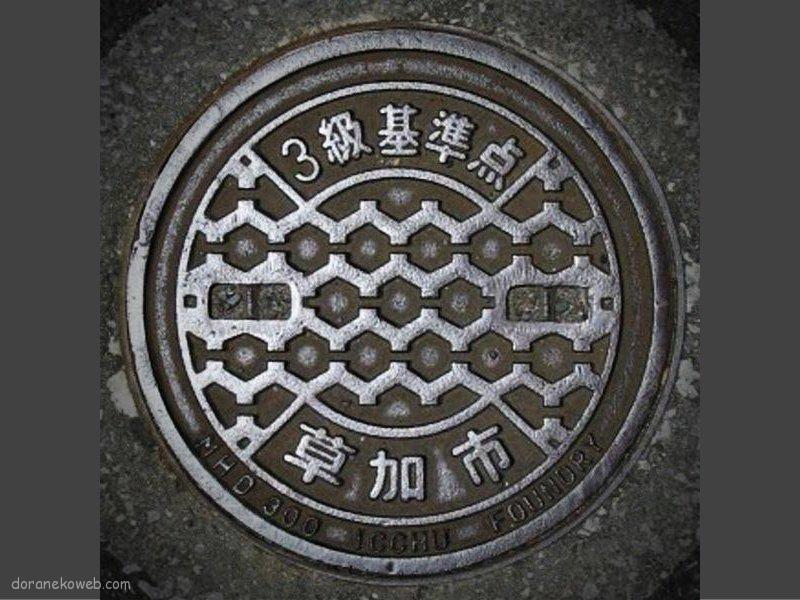 草加市(埼玉県)の「フタw」Part4